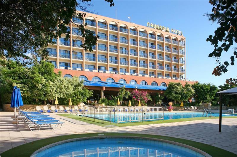 NAVARRIA HOTEL - LIMASSOL