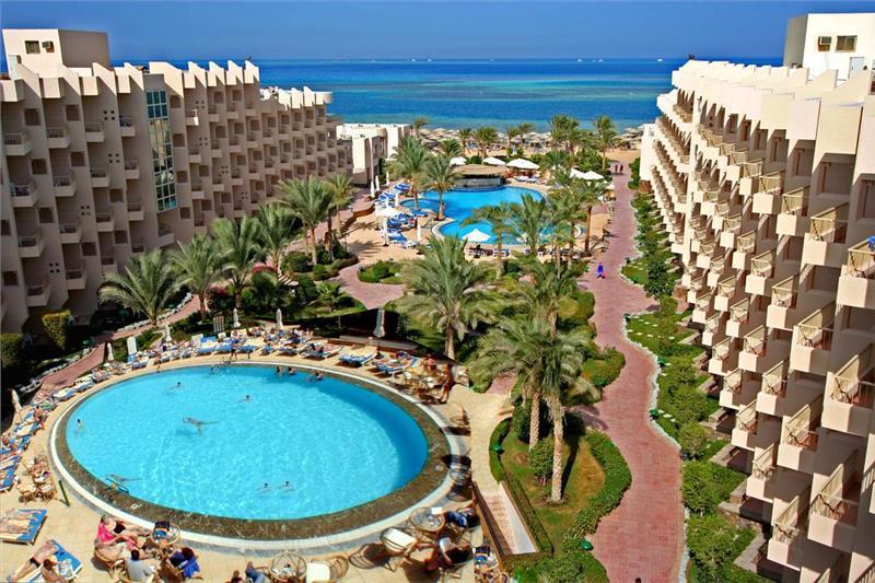 SEA STAR BEAU RIVAGE HOTEL - EL DAHAR, HURGADA, EGIPAT
