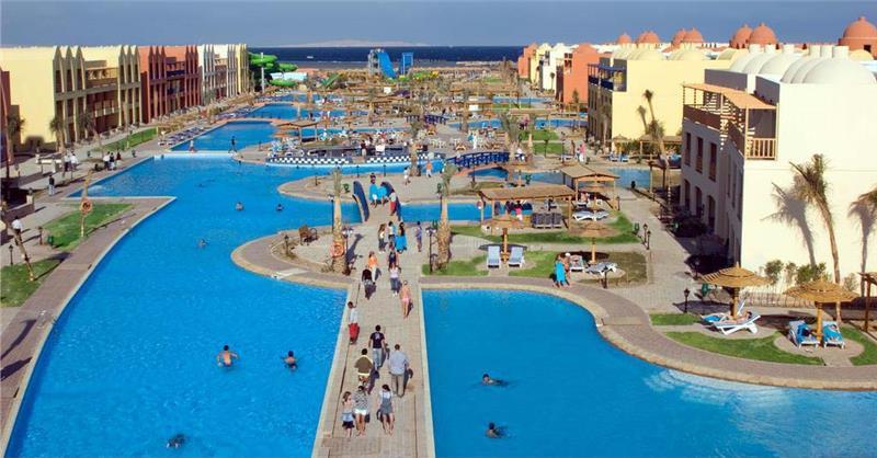TITANIC BEACH - HURGADA, EGIPAT