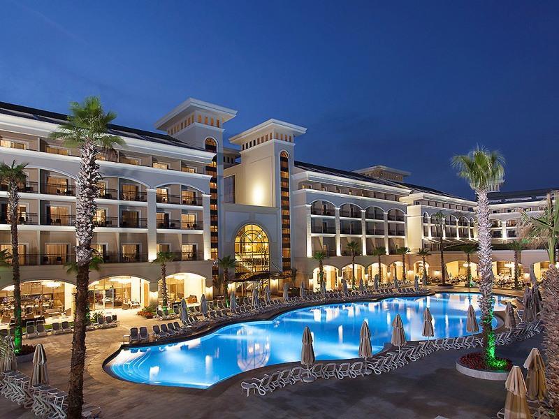 ALVA DONNA EXCLUSIVE HOTEL - BELEK, TURSKA