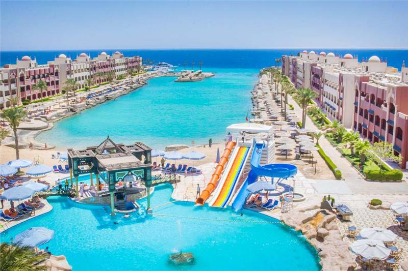 SUNNY DAYS RESORT SPA & AQUA PARK - EL DAHAR, HURGHADA