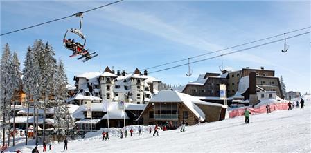 Jahorina Zima Skijanje 2020. Fibula Travel