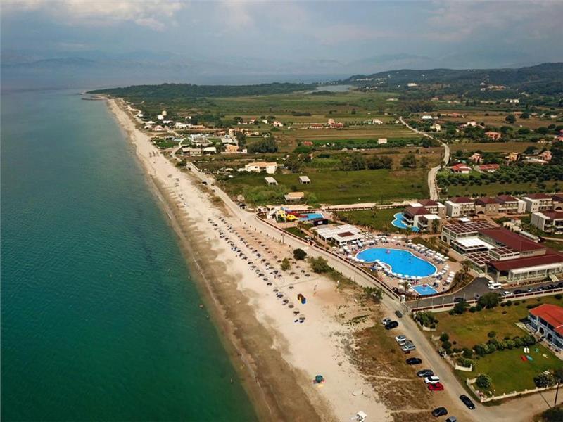 ALMYROS BEACH HOTEL - ALMYROS, ACHARAVI - KRF