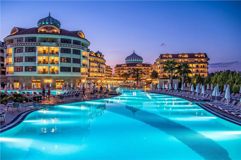 KIRMAN BELAZUR RESORT & SPA - BELEK, TURSKA