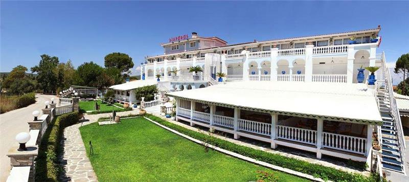 DIAPOROS HOTEL - VOURVOUROU