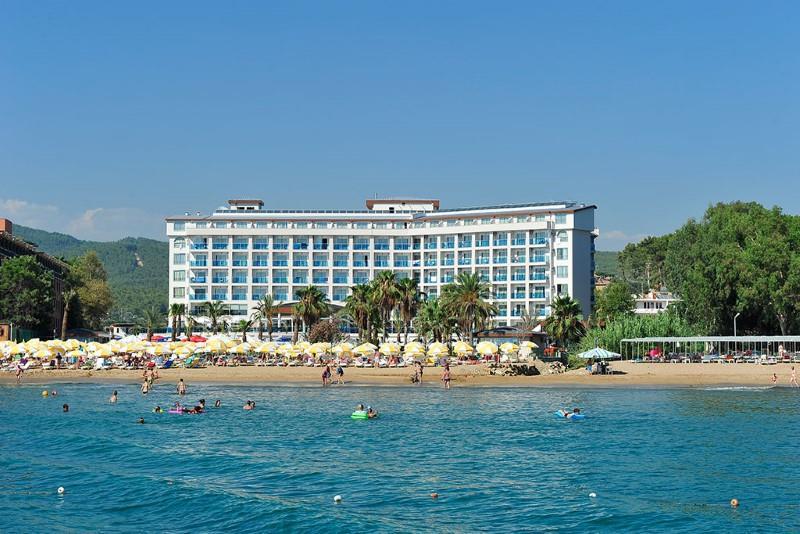 ANNABELLA DIAMOND HOTEL & SPA - ALANJA, TURSKA