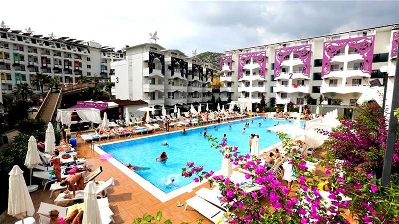 CLUB HOTEL ANJELIQ - ALANJA, TURSKA