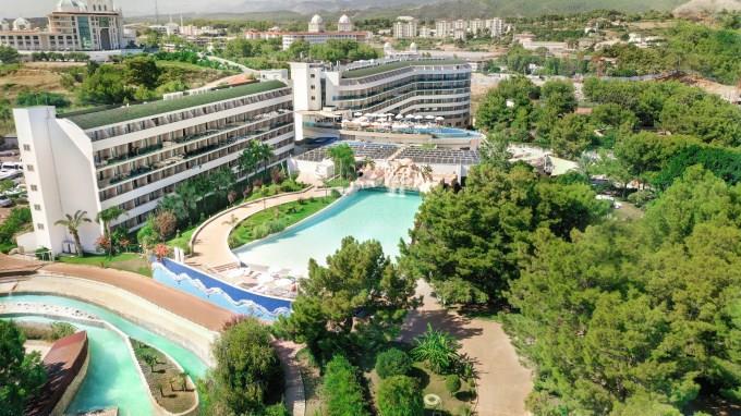 WATER PLANET HOTEL & AQUAPARK - ALANJA, TURSKA