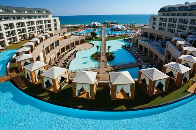 KAYA PALAZZO GOLF RESORT SPECIAL ROOMS - BELEK, TURSKA