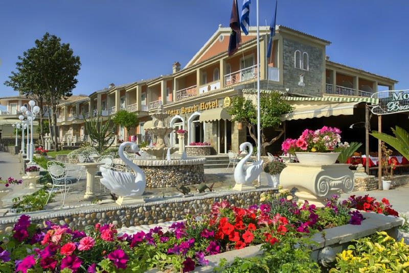 MOLFETTA BEACH HOTEL - GOUVIA - KRF