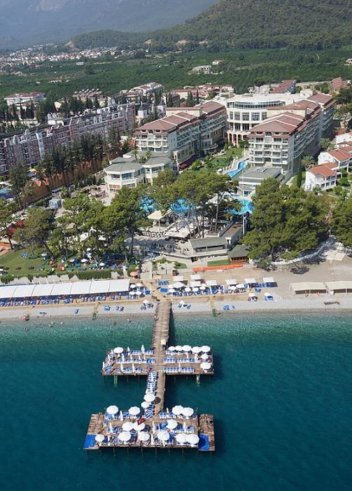BARUT KEMER - KEMER, TURSKA