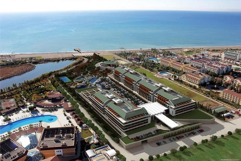 PORT NATURE RESORT & SPA - BELEK, TURSKA