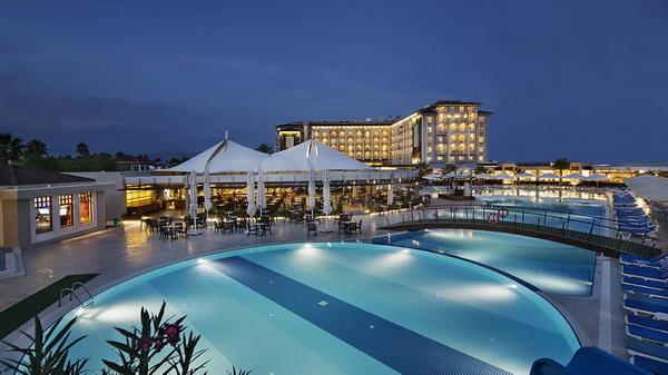 SUNIS ELITA BEACH RESORT HOTEL  & SPA - SIDE, TURSKA