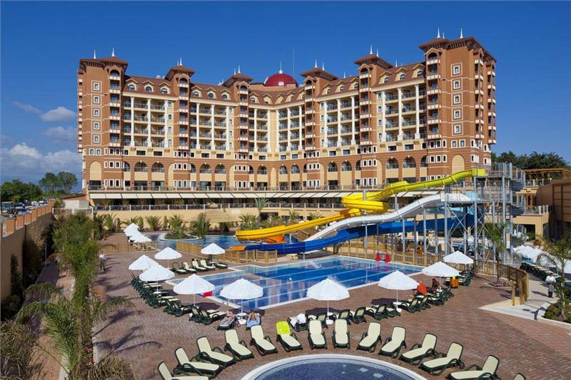 VILLA SIDE RESIDENCE - SIDE, TURSKA