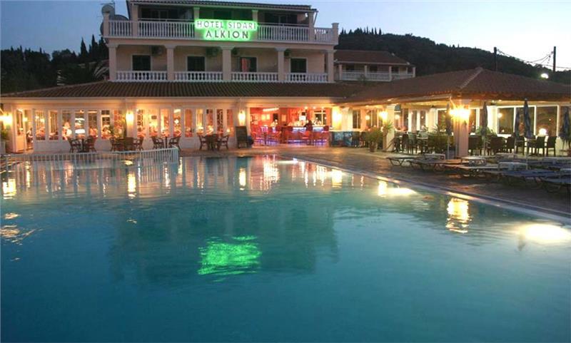 ALKYON HOTEL - SIDARI, KRF