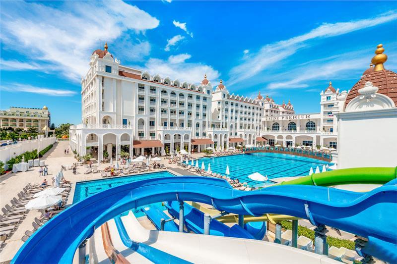 OZ HOTELS SIDE PREMIUM - SIDE, TURSKA