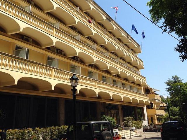 ARION HOTEL - GARITSA, CORFU TOWN - KRF