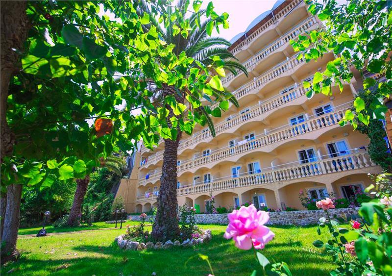 PONTIKONISSI HOTEL - PERAMA - KRF