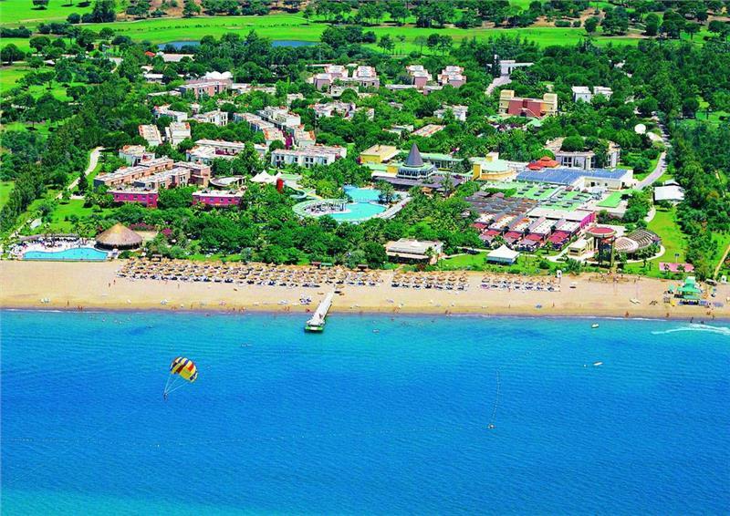 ASTERIA CLUB - BELEK, TURSKA