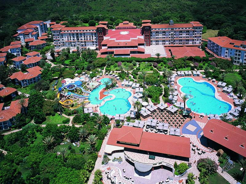 BELCONTI RESORT - BELEK, TURSKA