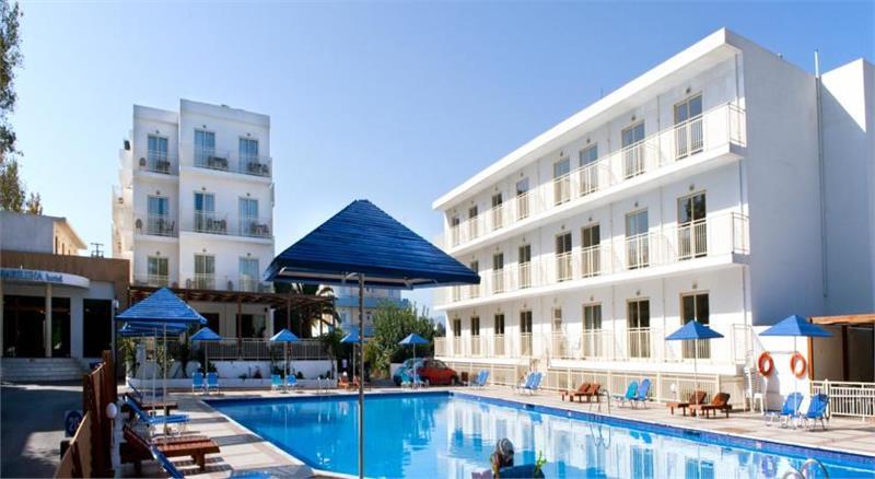 MARILENA HOTEL - AMUDARA, HERAKLION - KRIT