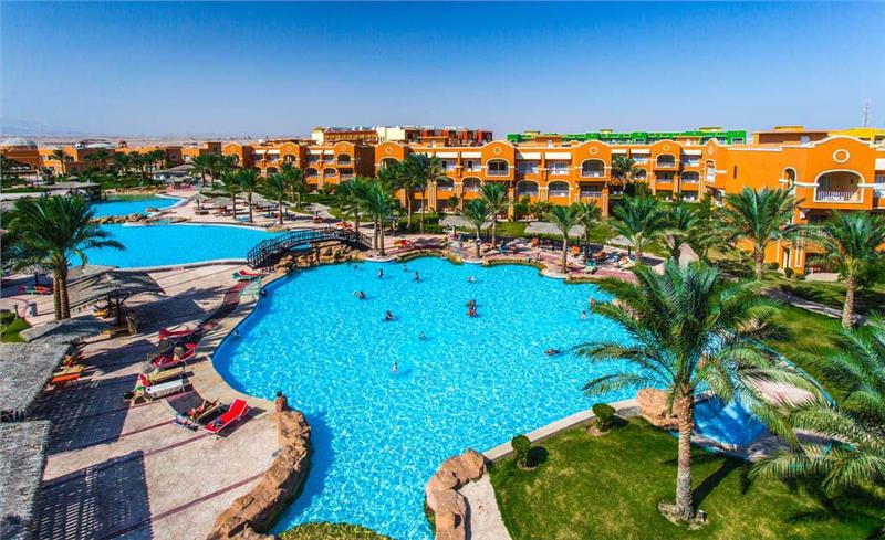 CARIBBEAN WORLD RESORT  - SOMA BAY, HURGHADA, EGIPAT