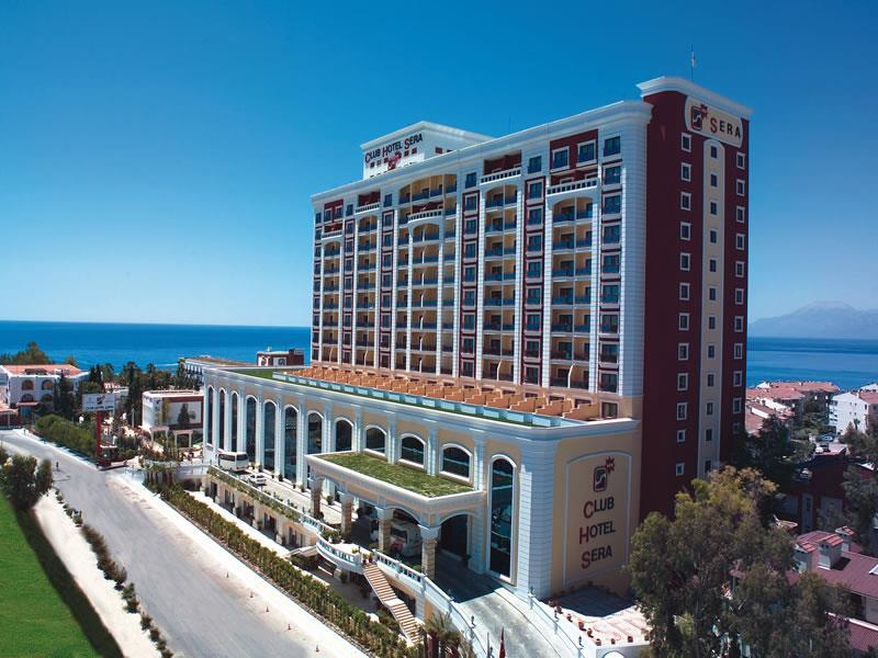 CLUB HOTEL SERA - LARA, TURSKA