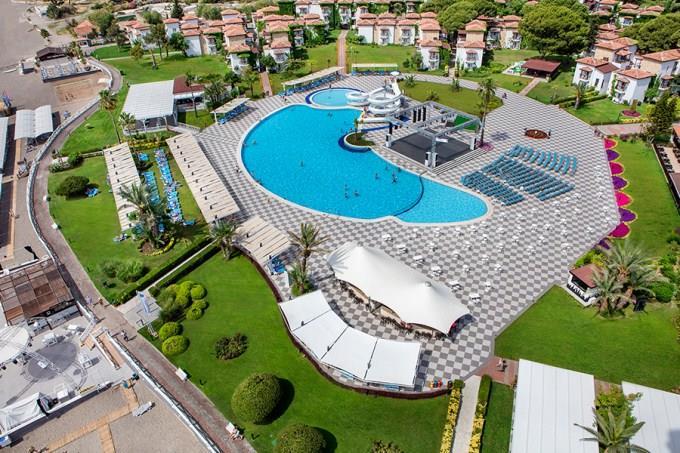 CLUB MARCO POLO - KEMER, TURSKA