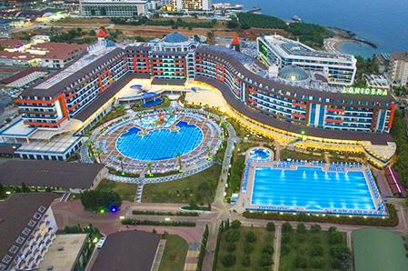 LONICERA RESORT & SPA - ALANJA, TURSKA