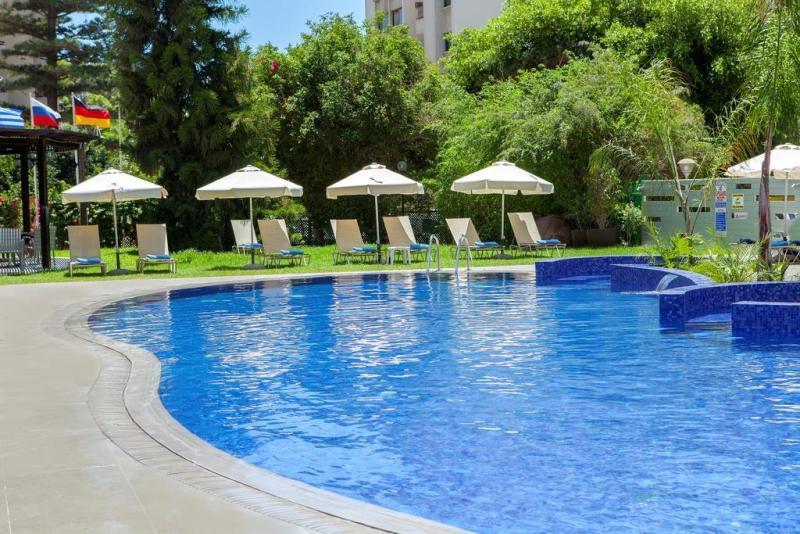 ODYSSIA HOTEL (EX KANIKA PANTHEON) - LIMASSOL, KIPAR