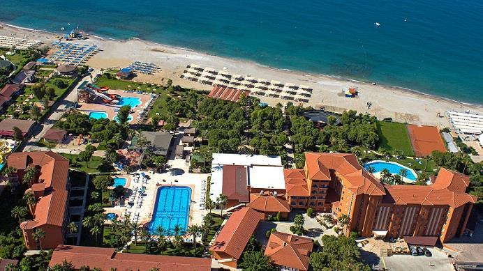CLUB TURTAS BEACH - ALANJA, TURSKA