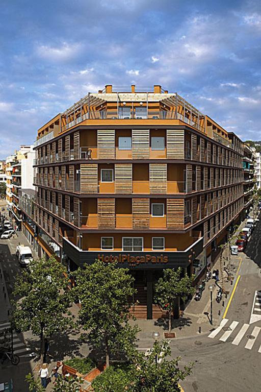 ALEGRIA PLAZA PARIS HOTEL - LLORET DE MAR
