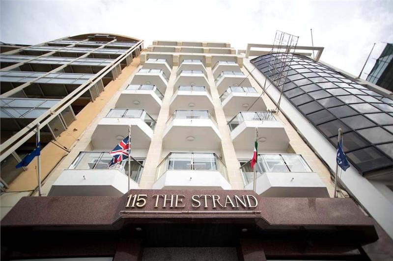 115 THE STRAND HOTEL AND SUITES - SLIEMA