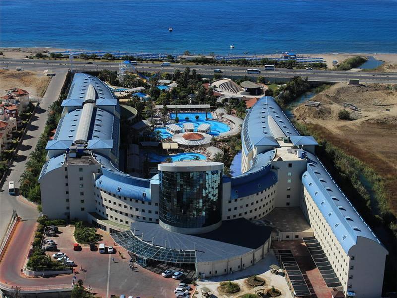 CRYSTAL ADMIRAL HOTELS SUITES & SPA