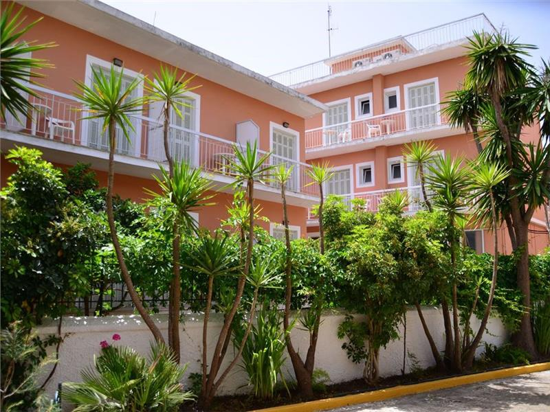 SIRENA BEACH HOTEL - GOUVIA - KRF