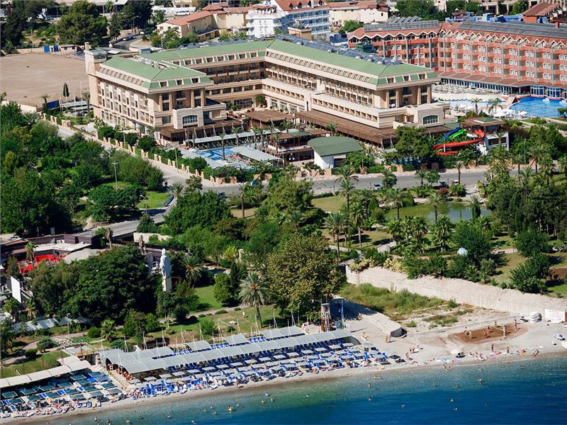 CRYSTAL DE LUXE RESORT & SPA - KEMER, TURSKA