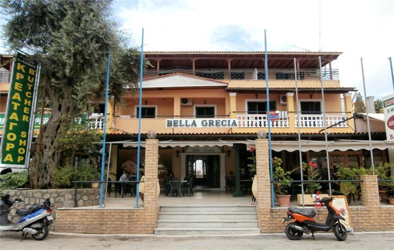 BELLA GRECIA - MORAITIKA