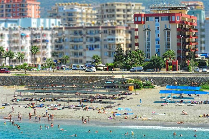 KLAS MORE BEACH - ALANJA, TURSKA