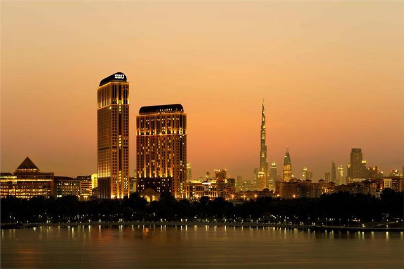 HYATT REGENCY DUBAI CREEK HEIGHTS - BUR DUBAI, DUBAI