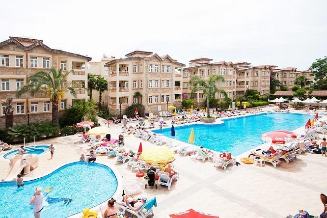 SIDE VILLAGE FAMILY SUITE - SIDE, TURSKA