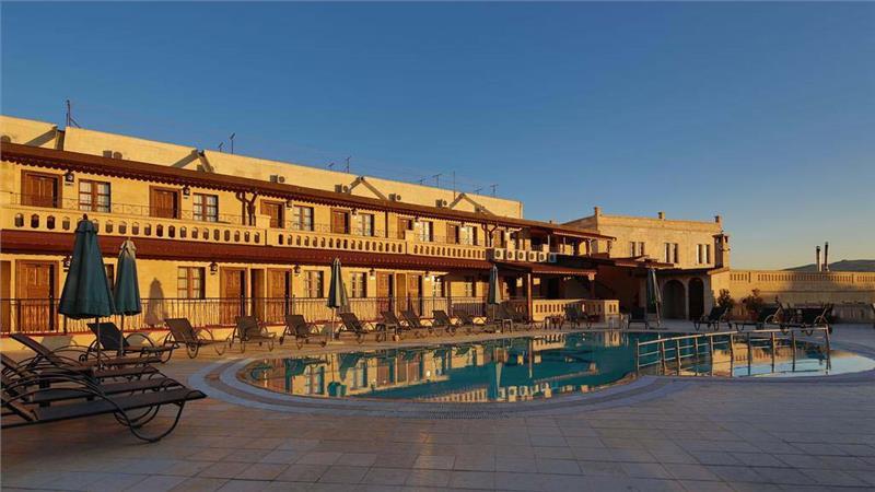 BURCU KAYA HOTEL - CAPPADOCIA
