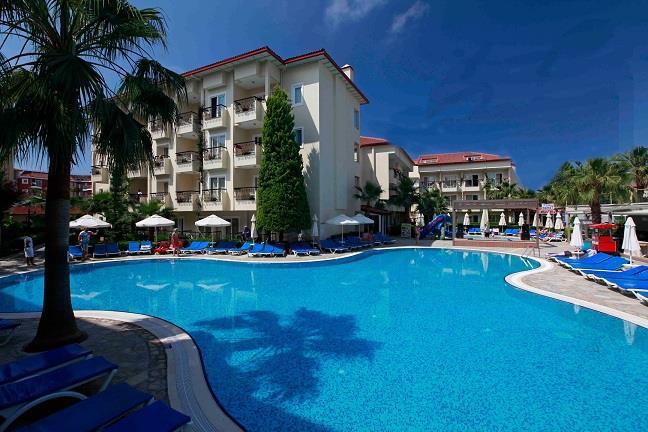 SUN CITY APARTMENTS & HOTEL - SIDE, TURSKA
