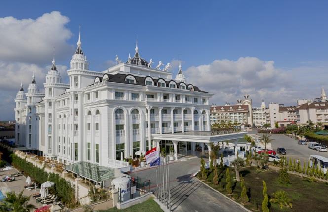 SIDE ROYAL PALACE HOTEL & SPA - SIDE, TURSKA