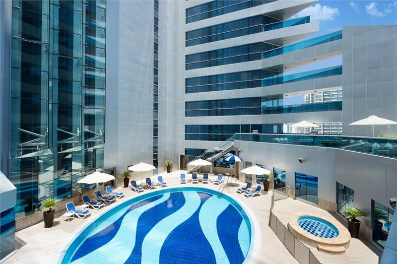 GULF COURT BUSINESS BAY HOTEL - BUSINESS BAY, DUBAI