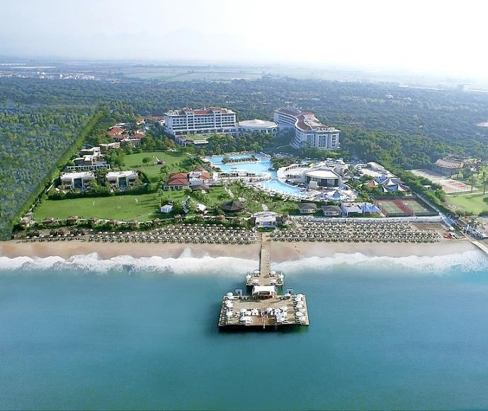 ELA QUALITY RESORT - BELEK, TURSKA