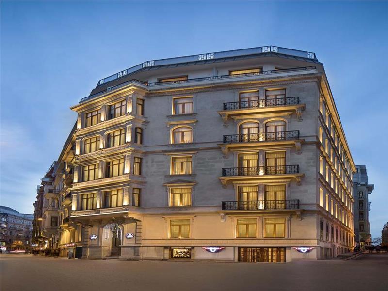 BVS LUSH - TAKSIM, ISTANBUL