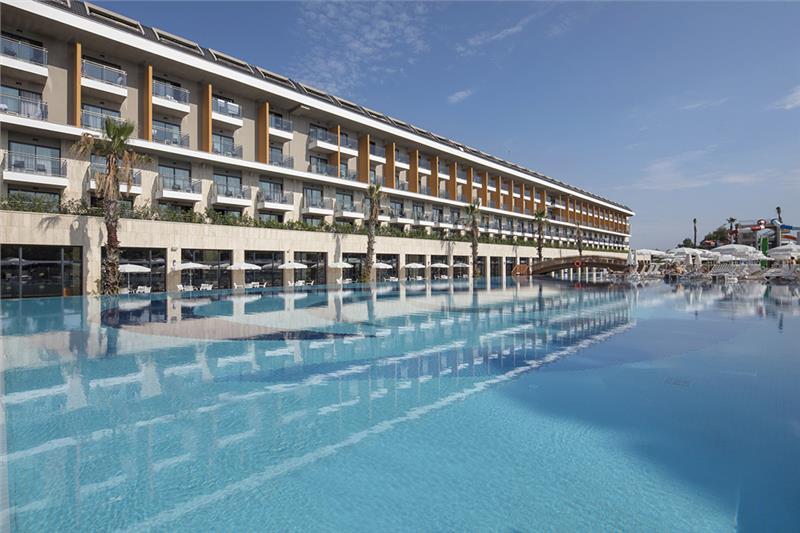 AYDINBEY QUEEN'S PALACE & SPA - BELEK, TURSKA