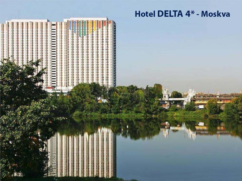 DELTA - MOSKVA; HOTEL MOSKVA - SANKT PETERBURG