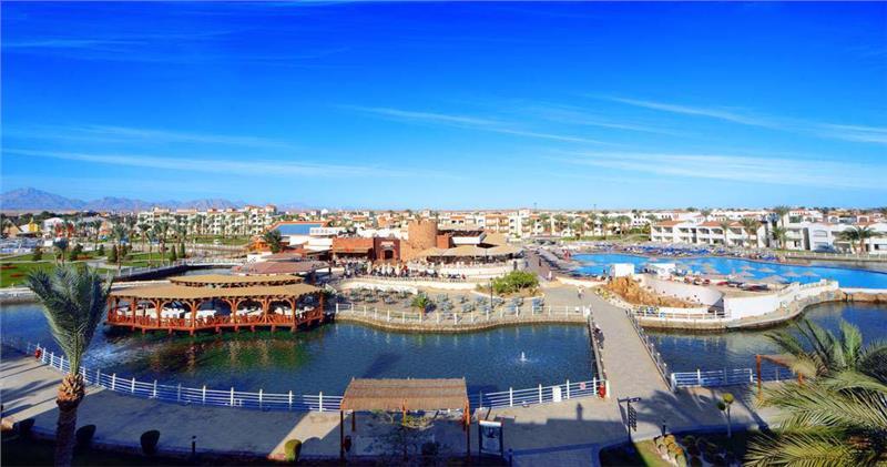 DANA BEACH RESORT - SAFAGA, HURGADA, EGIPAT