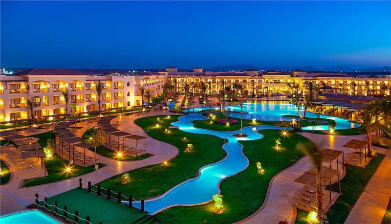 JAZ AQUAMARİNE RESORT - HURGADA, EGIPAT